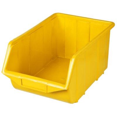 Ecobox PVC 350x220x165 žltý PATROL