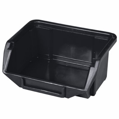 Ecobox PVC 90x110x50 čierny mini PATROL