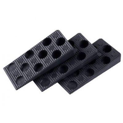 Klinky montážne plastové 95x45x15mm (50ks) LEVIOR 37210