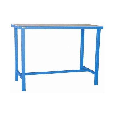 Stôl pracovný ponk P1200S rám+doska 1200x600x850