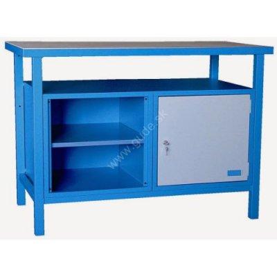 Stôl pracovný ponk P1200T 1200x600x850