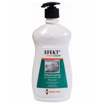 Čistič rúk - pasta EFEKT Liquid 450g s dávkovačom PERFEKT