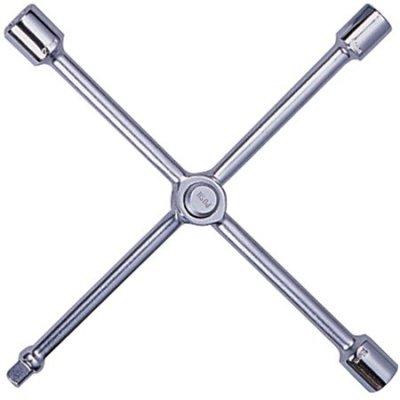 Kľúč krížový na kolesá 17x19x21, 1/2' JONNESWAY